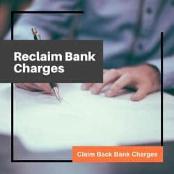reclaim bank charges
